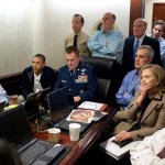 President Obama/White House staff during Bin Laden raid.