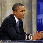 Pres. Obama during CBS 60 Minutes interview